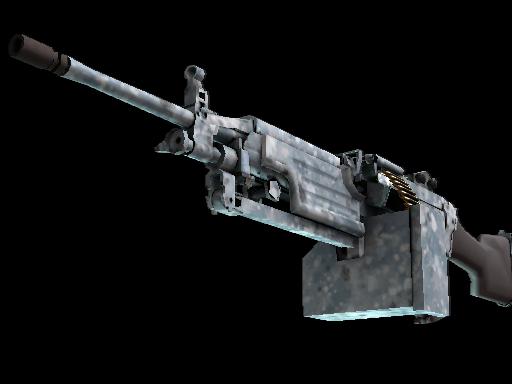 M249 | Blizzard Marbleized (Minimal Wear)