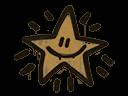 Sealed Graffiti | Shining Star (Desert Amber)