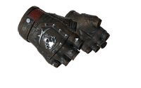 ★ Bloodhound Gloves   Charred (Field-Tested)
