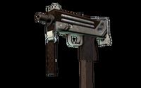 MAC-10   Calf Skin (Battle-Scarred)