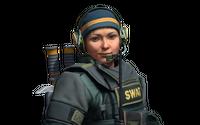 1st Lieutenant Farlow | SWAT