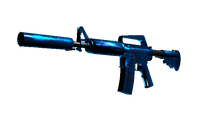 M4A1-S | Blue Phosphor (Factory New)