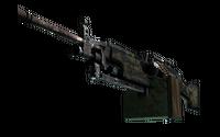 M249 | Predator (Battle-Scarred)