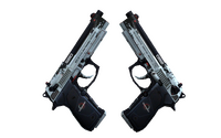 Dual Berettas | Dezastre (Minimal Wear)