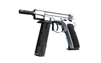 CZ75-Auto | Silver (Factory New)