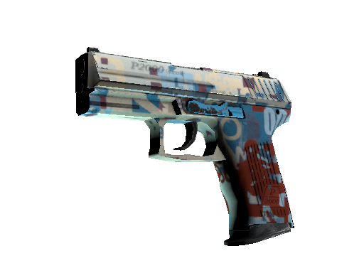 P2000 | Dispatch (Factory New)