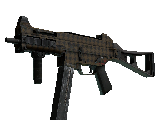 UMP-45 | Houndstooth (Field-Tested)