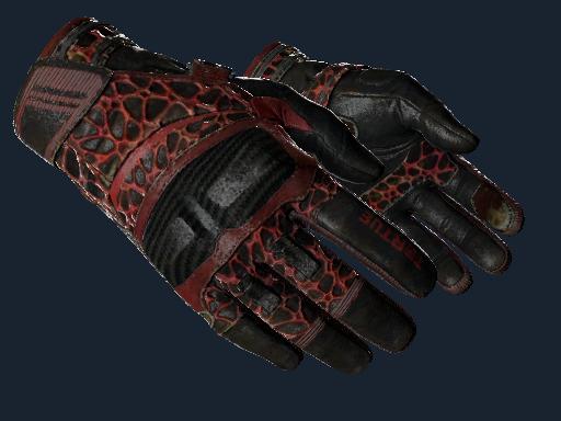 ★ Moto Gloves | Blood Pressure (Field-Tested)