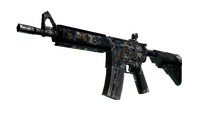M4A4 | Global Offensive (Battle-Scarred)