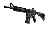 M4A4 | Global Offensive (Minimal Wear)