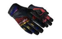 ★ Specialist Gloves | Marble Fade (Minimal Wear)