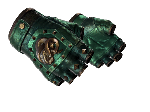 ★ Broken Fang Gloves | Jade (Field-Tested)