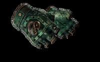 ★ Broken Fang Gloves | Jade (Battle-Scarred)
