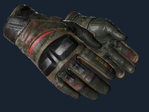 ★ Moto Gloves | 3rd Commando Company (Field-Tested)