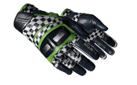 ★ Moto Gloves | Finish Line (Minimal Wear)