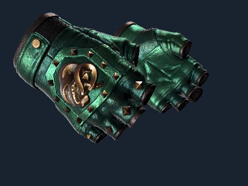 ★ Broken Fang Gloves   Jade (Minimal Wear)