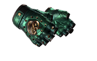 ★ Broken Fang Gloves | Jade (Minimal Wear)