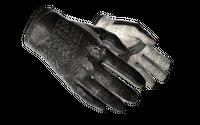 ★ Driver Gloves | Black Tie (Well-Worn)