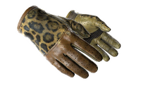 ★ Driver Gloves | Queen Jaguar (Well-Worn)