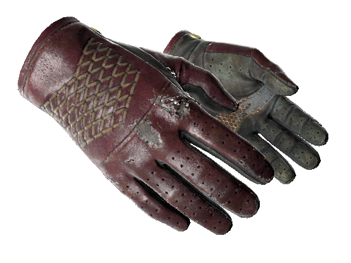 ★ Driver Gloves | Rezan the Red (Well-Worn)