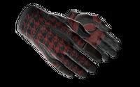 ★ Sport Gloves | Scarlet Shamagh (Well-Worn)