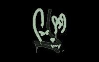 Sealed Graffiti | Recoil M4A4 (Cash Green)