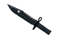 ★ M9 Bayonet | Night (Well-Worn)