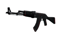 StatTrak™ AK-47 | Redline (Field-Tested)