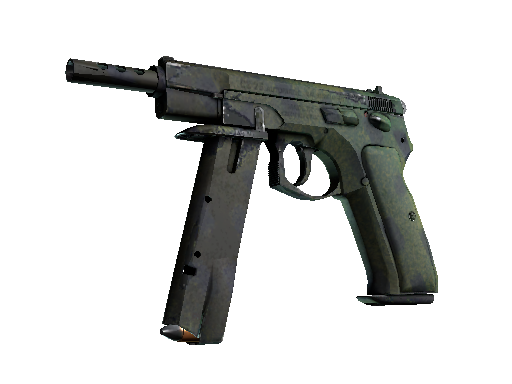 CZ75-Auto   Jungle Dashed (Field-Tested)