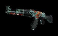 AK-47 | Aquamarine Revenge (Well-Worn)