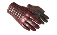 ★ Driver Gloves | Crimson Weave (Minimal Wear)
