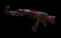 AK-47 | Orbit Mk01 (Well-Worn)