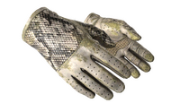 ★ Driver Gloves | King Snake (Battle-Scarred)