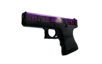 StatTrak™ Glock-18 | Moonrise (Minimal Wear)