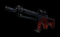 StatTrak™ SG 553 | Darkwing (Battle-Scarred)