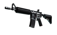 StatTrak™ M4A4 | Magnesium (Well-Worn)