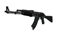 StatTrak™ AK-47 | Elite Build (Well-Worn)