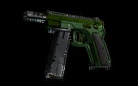 CZ75-Auto | Emerald Quartz (Minimal Wear)
