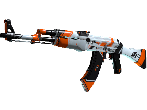 AK-47 | Asiimov (Well-Worn)