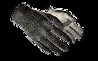 ★ Driver Gloves   Black Tie (Battle-Scarred)