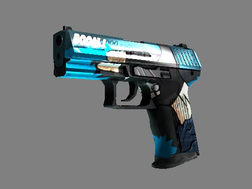 StatTrak™ P2000 | Handgun (Minimal Wear)