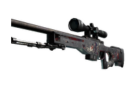 AWP | Acheron (Battle-Scarred)