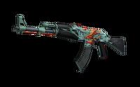 StatTrak™ AK-47 | Aquamarine Revenge (Factory New)