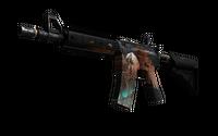 StatTrak™ M4A4   Griffin (Minimal Wear)