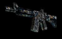 M4A4 | Global Offensive (Well-Worn)