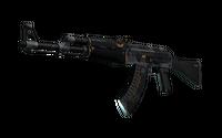 StatTrak™ AK-47   Elite Build (Well-Worn)