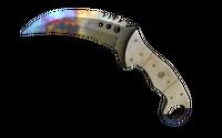 ★ Talon Knife | Case Hardened (Minimal Wear)
