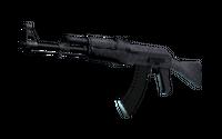 AK-47   Baroque Purple (Well-Worn)