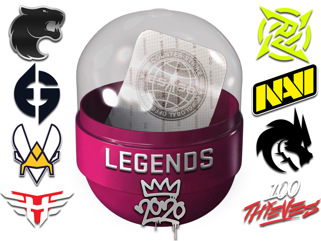 2020 RMR Legends