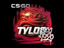 Sticker | TYLOO | 2020 RMR